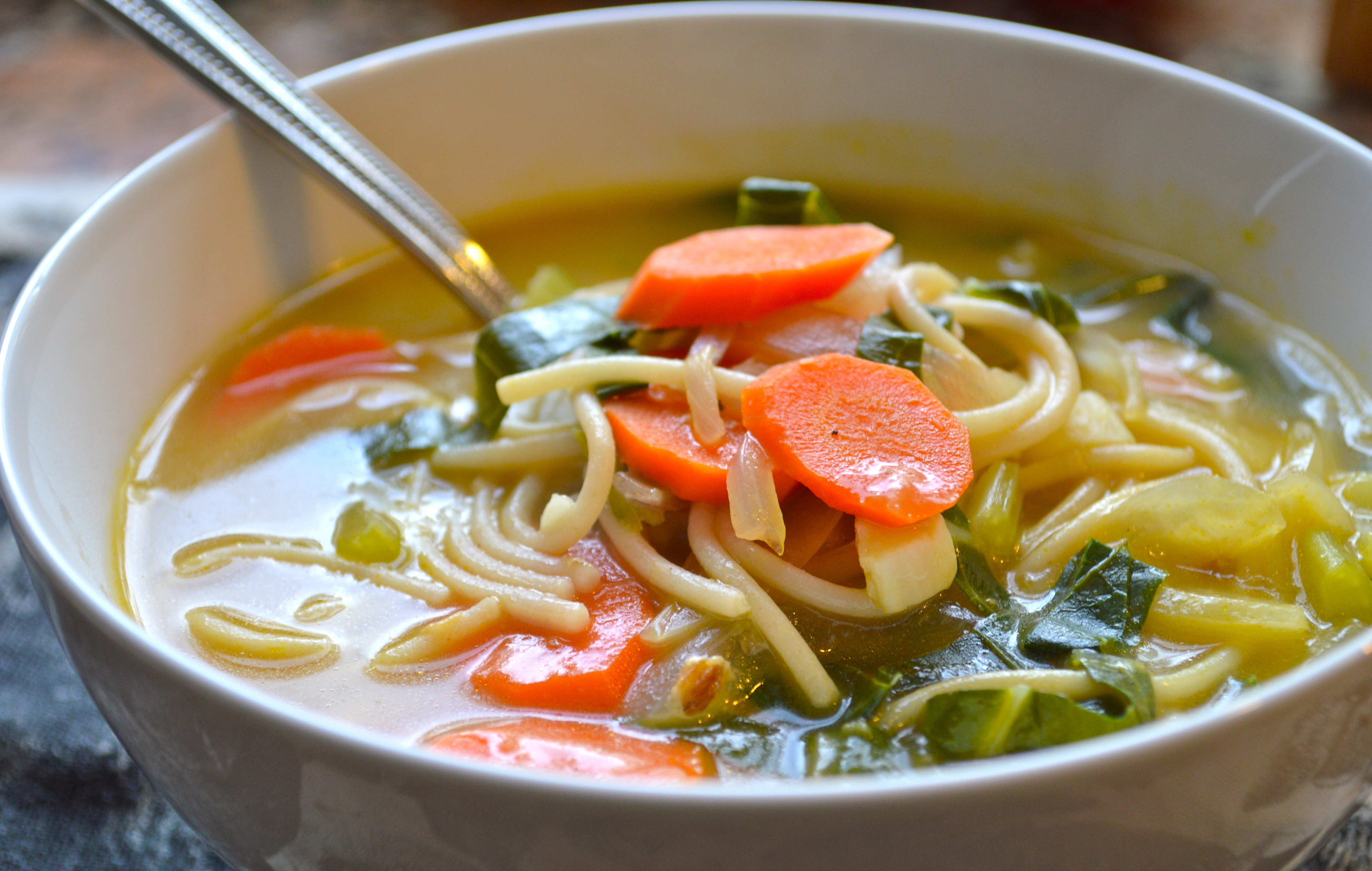 ... the oscars / not your mom's chicken noodle soup « crumbsonmylaptop