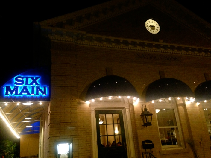 Six Main in Chester, CT